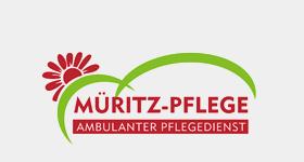 UP UN DAL MTB-Marathon 2018 Sponsor Müritz-Pflege